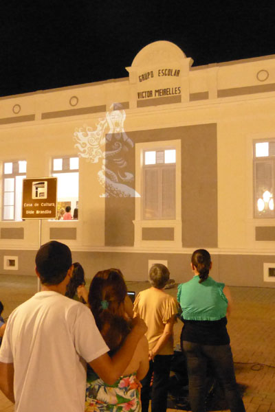 Reabertura Casa da Cultura Dide Brandão