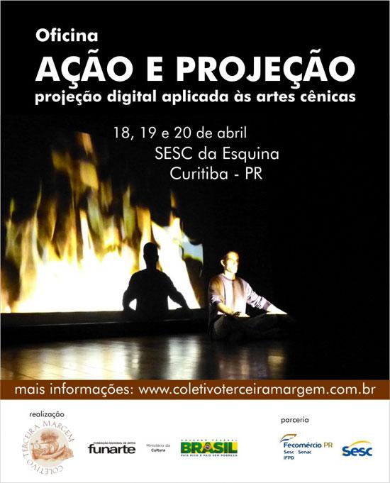 Agende-se – Ação e Projeção em Curitiba