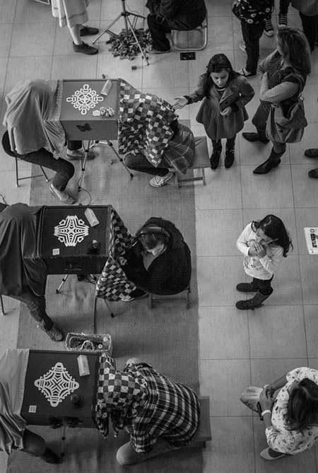 """Apresentação """"Mistérios de Elêusis"""" no 7º Itajaí em Cartaz"""