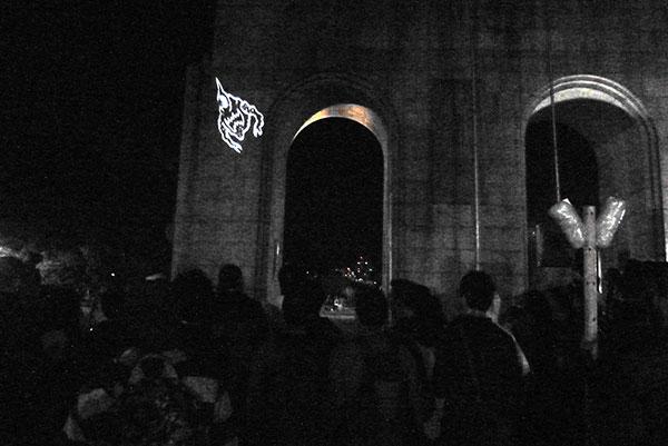 RONIN Luz e Sombra em Porto Alegre