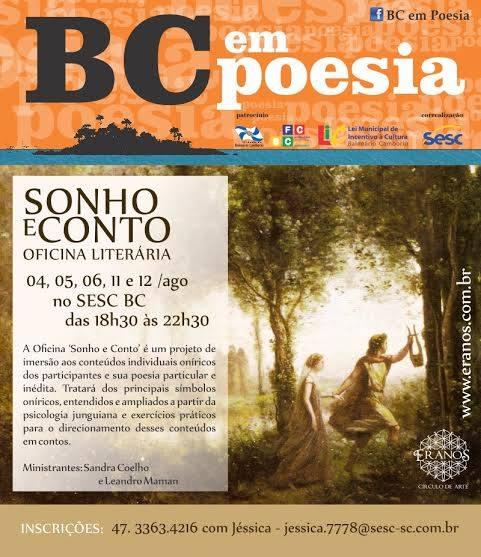 Sonho e Conto no BC em Poesia