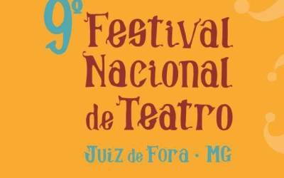 IX Festival Nacional de Teatro de Juiz de Fora