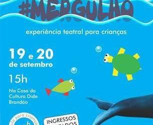 #Mergulho – circulação municipal