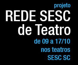 #MERGULHO no Projeto Rede SESC de Teatro