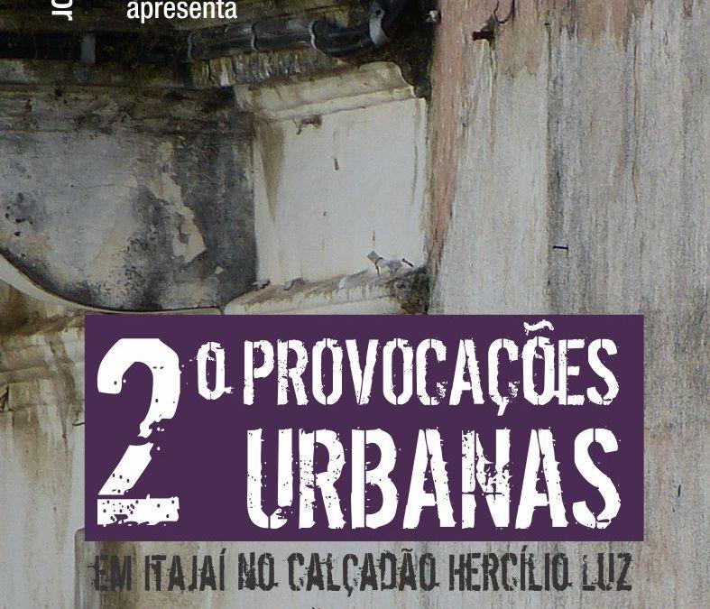 II Provocações Urbanas