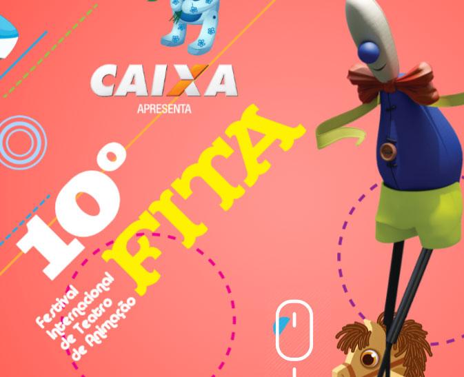 #MERGULHO – 10º FITA – Festival Internacional de Teatro de Animação