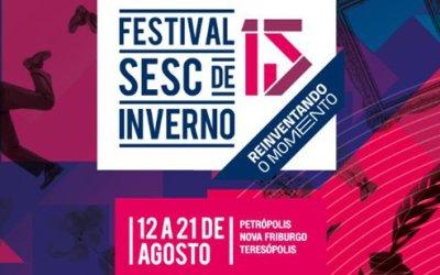 Eranos no Festival SESC de Inverno RJ