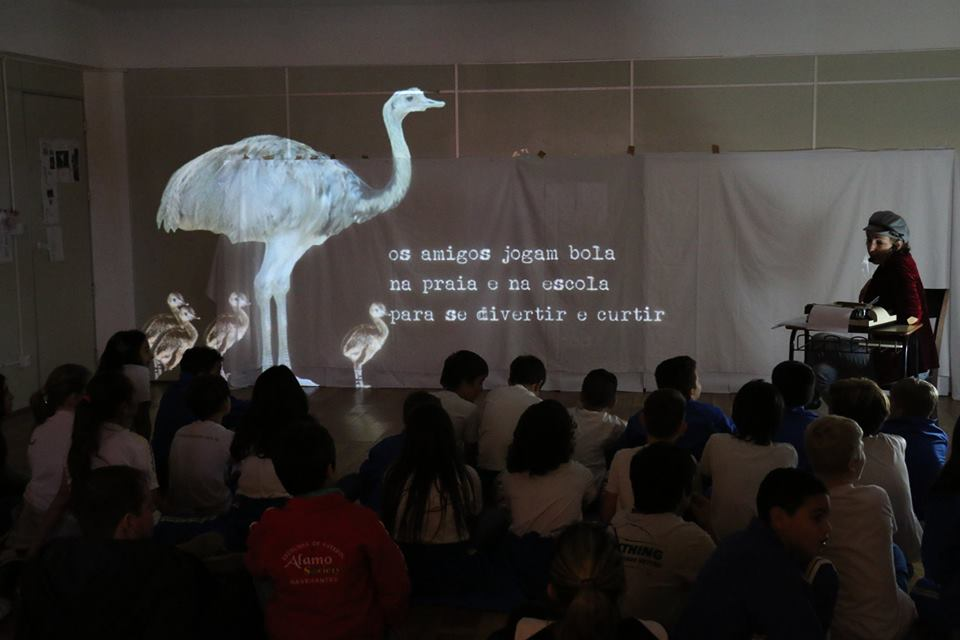 Pô! Ema no Festival Literário de Navegantes 2016