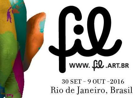 #Mergulho no FIL RJ – Festival de Intercâmbio de Linguagens