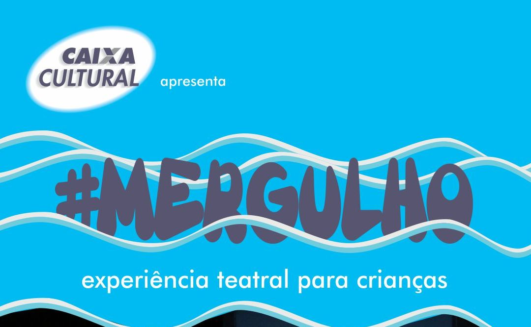 #MERGULHO na CAIXA Cultural Salvador