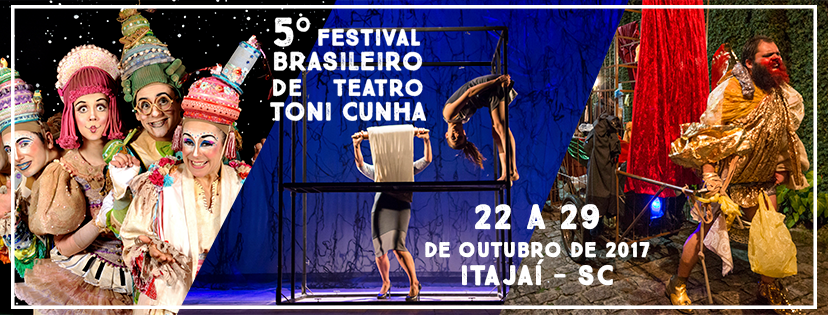 Pô! Ema no V Festival Brasileiro de Teatro Toni Cunha